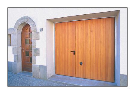 Porte basculante isol e tubauto tableau isolant thermique - Porte de garage basculante non debordante tubauto ...
