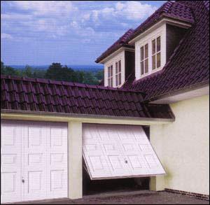 Portes de garages basculantes martin tableau isolant thermique - Isolant porte de garage basculante ...