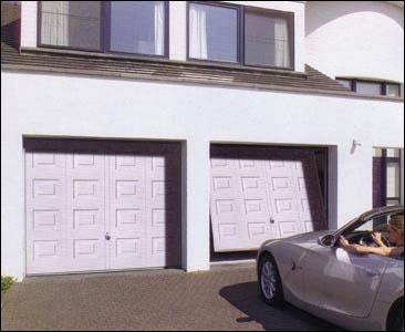G martin porte de garage sectionnelle basculante for Fabricant porte de garage basculante