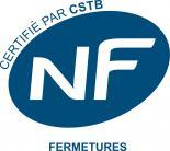Certifié NF Fermetures