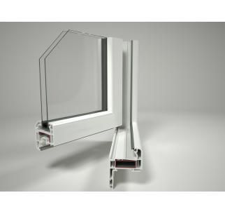 Angle de fenêtre gamme PVC Access 70