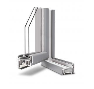 Angle de fenêtre PVC Design 82