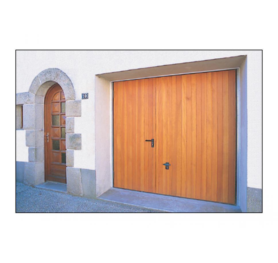 Fabricant de porte de garage basculante g martin - Porte garage isolante ...