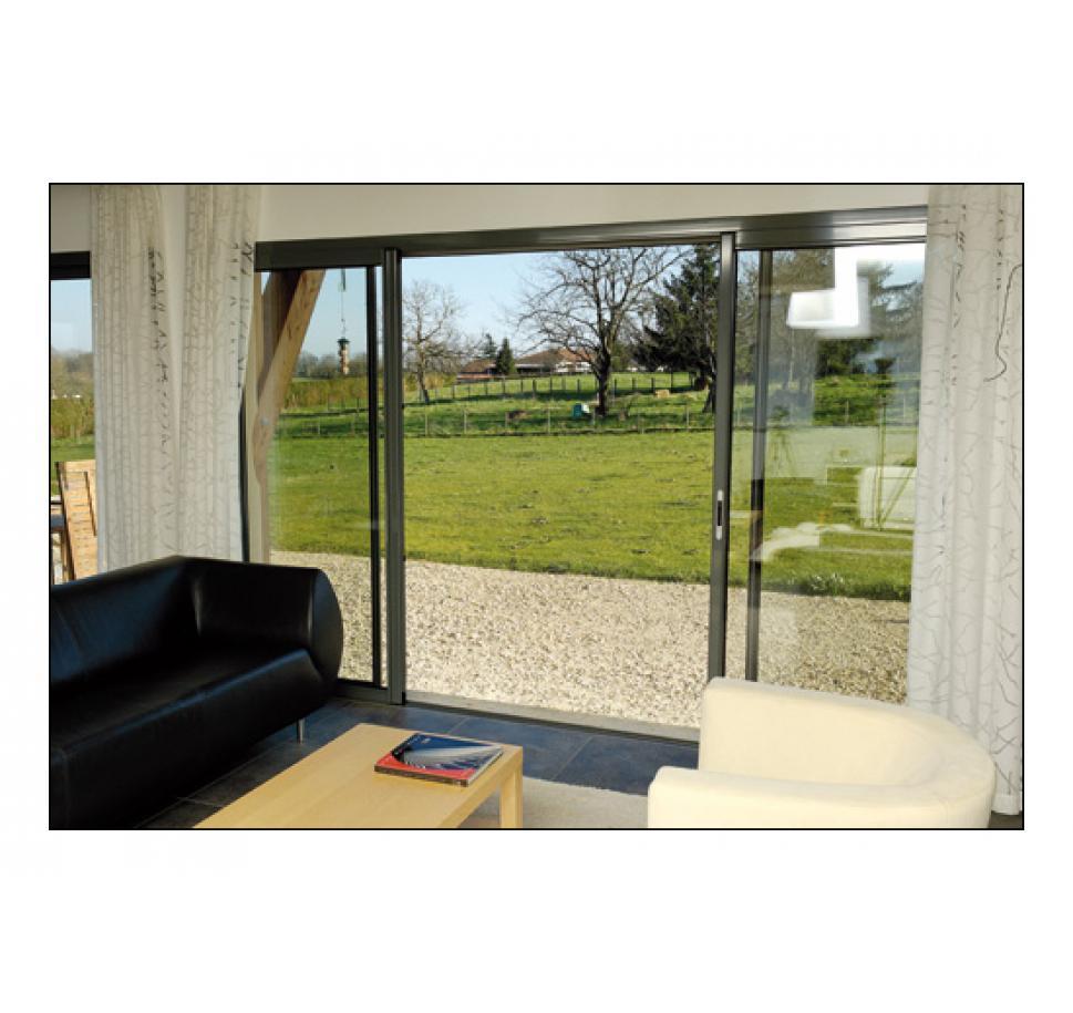 Gmartin Fabricant Fenêtre Et Baie Coulissante Aluminium En Double