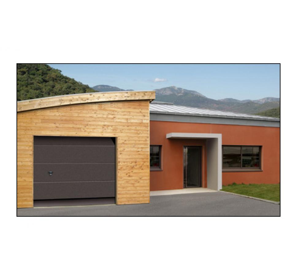 Fabricant de porte de garage sectionnelle gmartin for Doitrand porte de garage