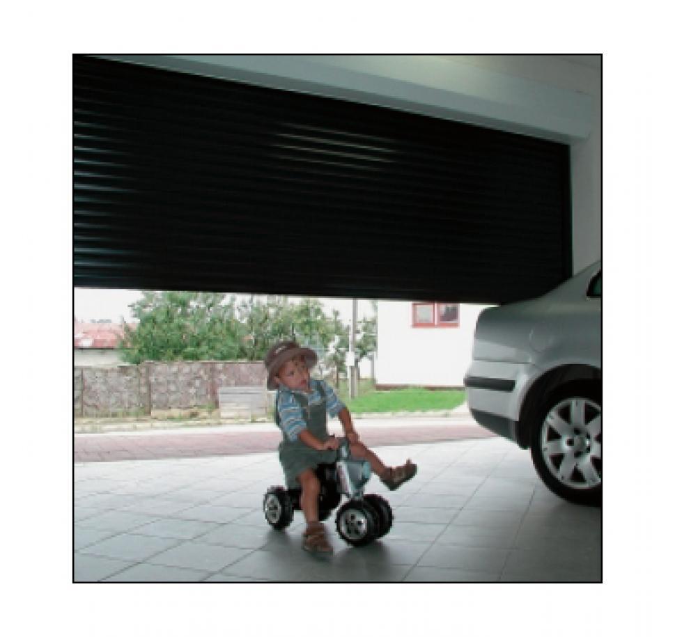 Fabricant De Porte De Garage Enroulable GMartin - Barre de sécurité porte de garage