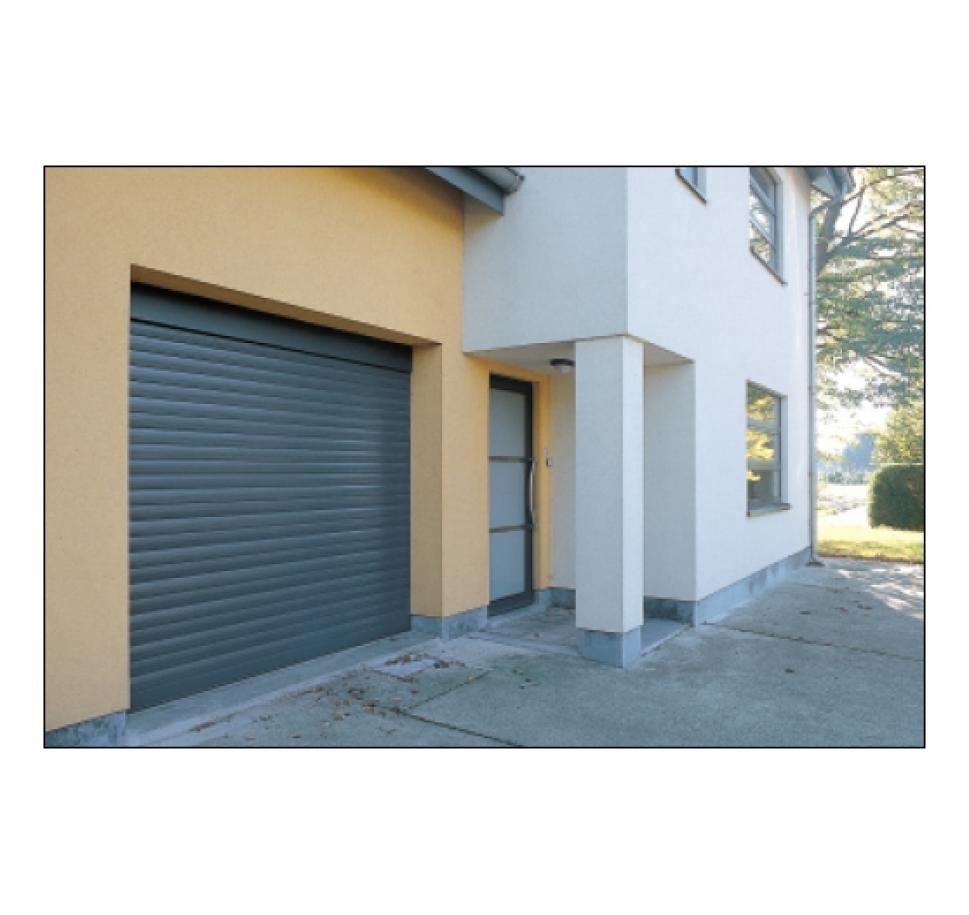 Fabricant de porte de garage enroulable g martin for Porte de garage enroulable isolante